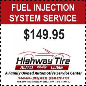 Fuel Injection System Service for 149