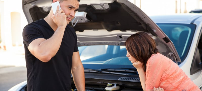 When Should I Tow My Car Instead of Driving it in for Auto Repairs?